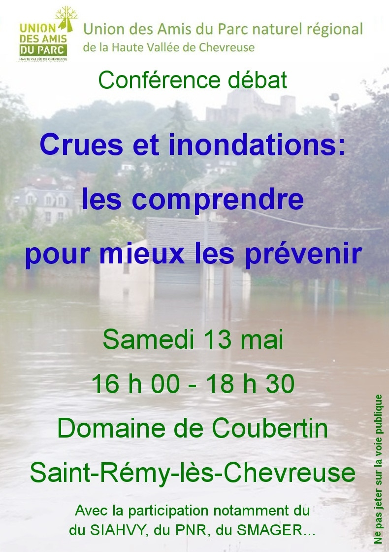 flyer RP UAP inondations 13 05 2017