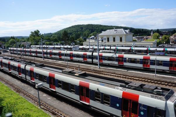 photo gare Saint remy