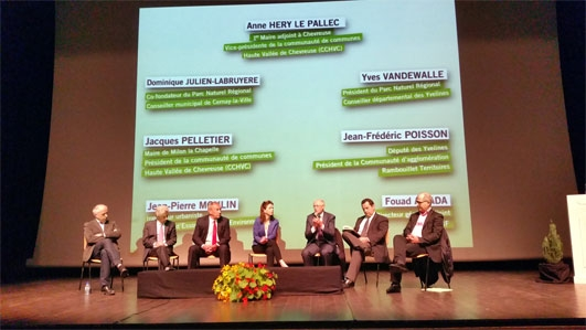 table ronde interco